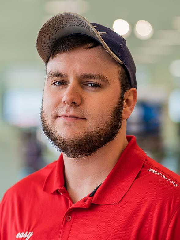 Brandon Duschesnaye Bio Image