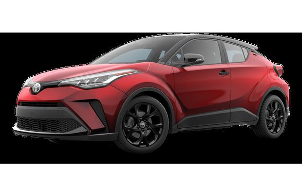 2020 Toyota C-HR Nightshade Edition