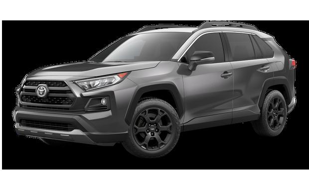 2021 Toyota RAV4 TRD Off-Road