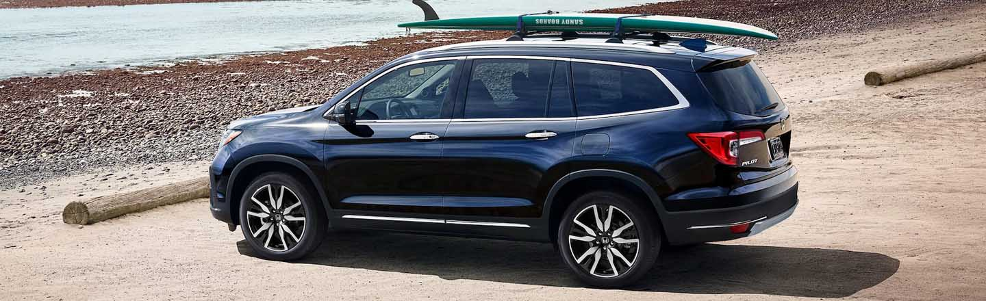 2021 Honda Pilot Mid-Size SUV For Sale In Highland Park, Illinois