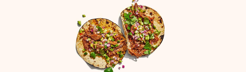 Goat Birria Tacos