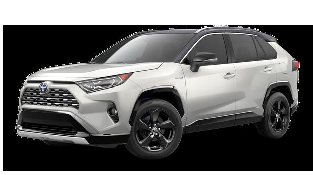 2021 Toyota RAV4 XSE Hybrid