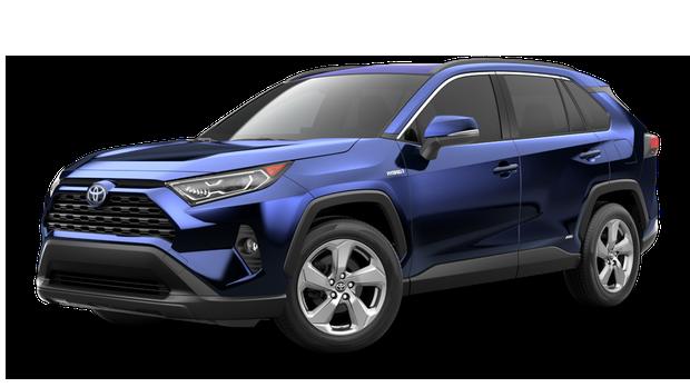 2021 Toyota RAV4 XLE Premium Hybrid