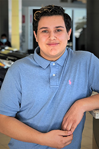 Matthew Salas Bio Image