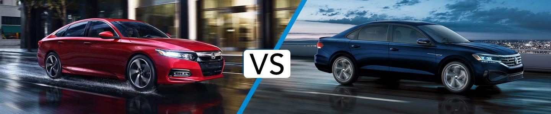 Discover How the 2020 Honda Accord & 2020 Volkswagen Passat Compare