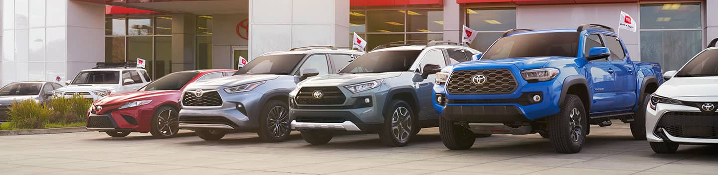 Learn about your lease-end options with Jim Norton Toyota!