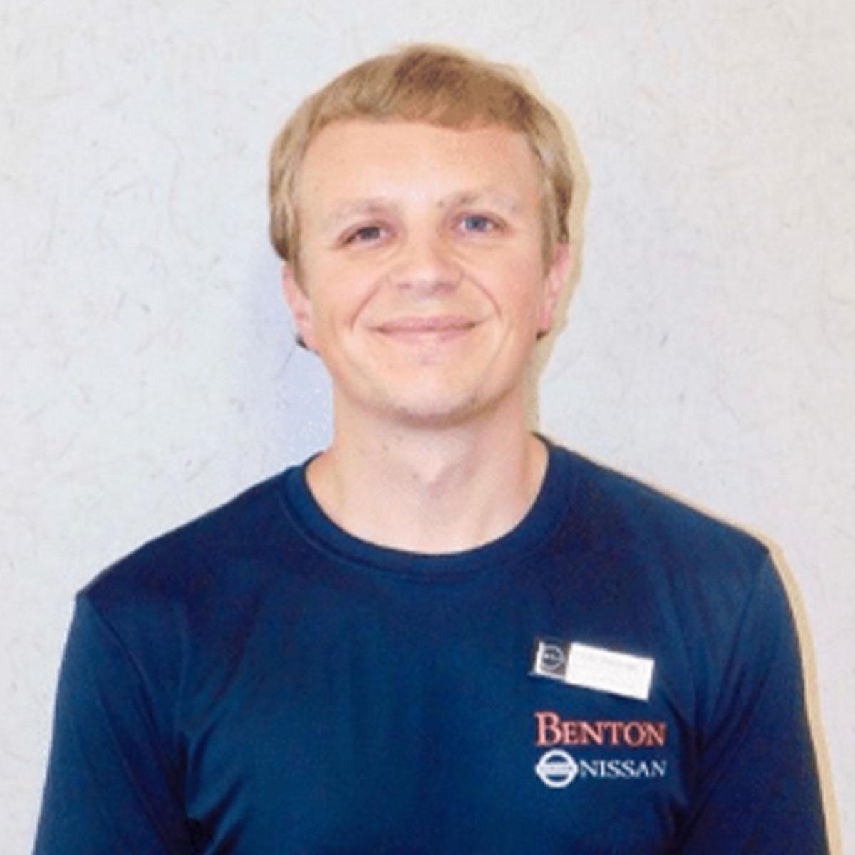 Chet Putman Bio Image
