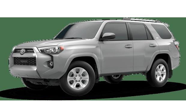 2021 Toyota 4Runner SR5