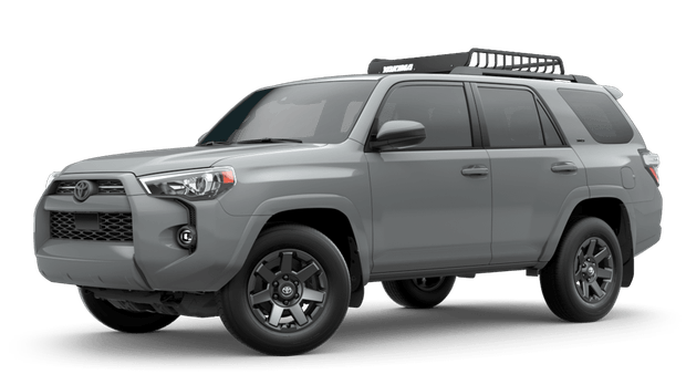 2021 Toyota Trail Special Edition