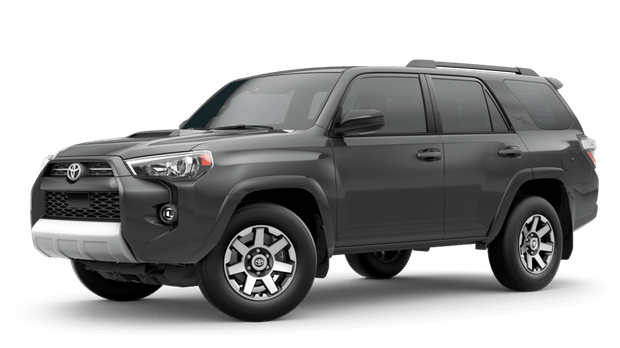 2021 Toyota 4Runner TRD Off-Road
