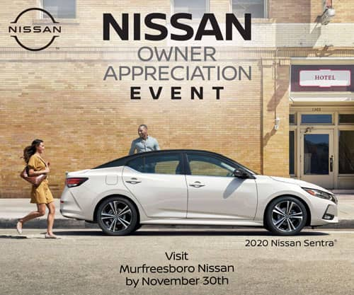 Nissan Owner Appreciation Event