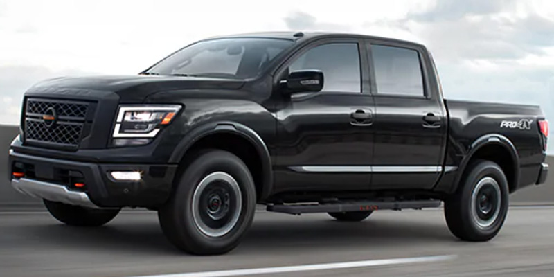 New Nissan Titan for Sale Fort Collins CO