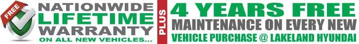 Lakeland Automall Nationwide Lifetime Warranty