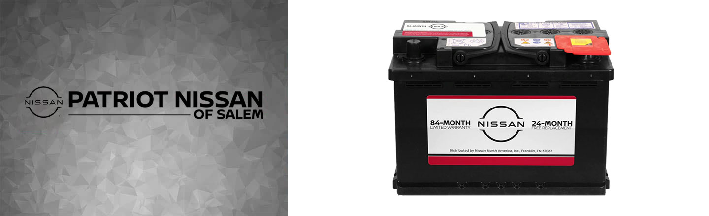 Nissan Battery Service in Salem near Manchester, NH