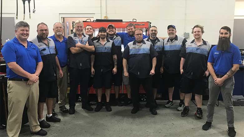 Venice Honda Service Staff