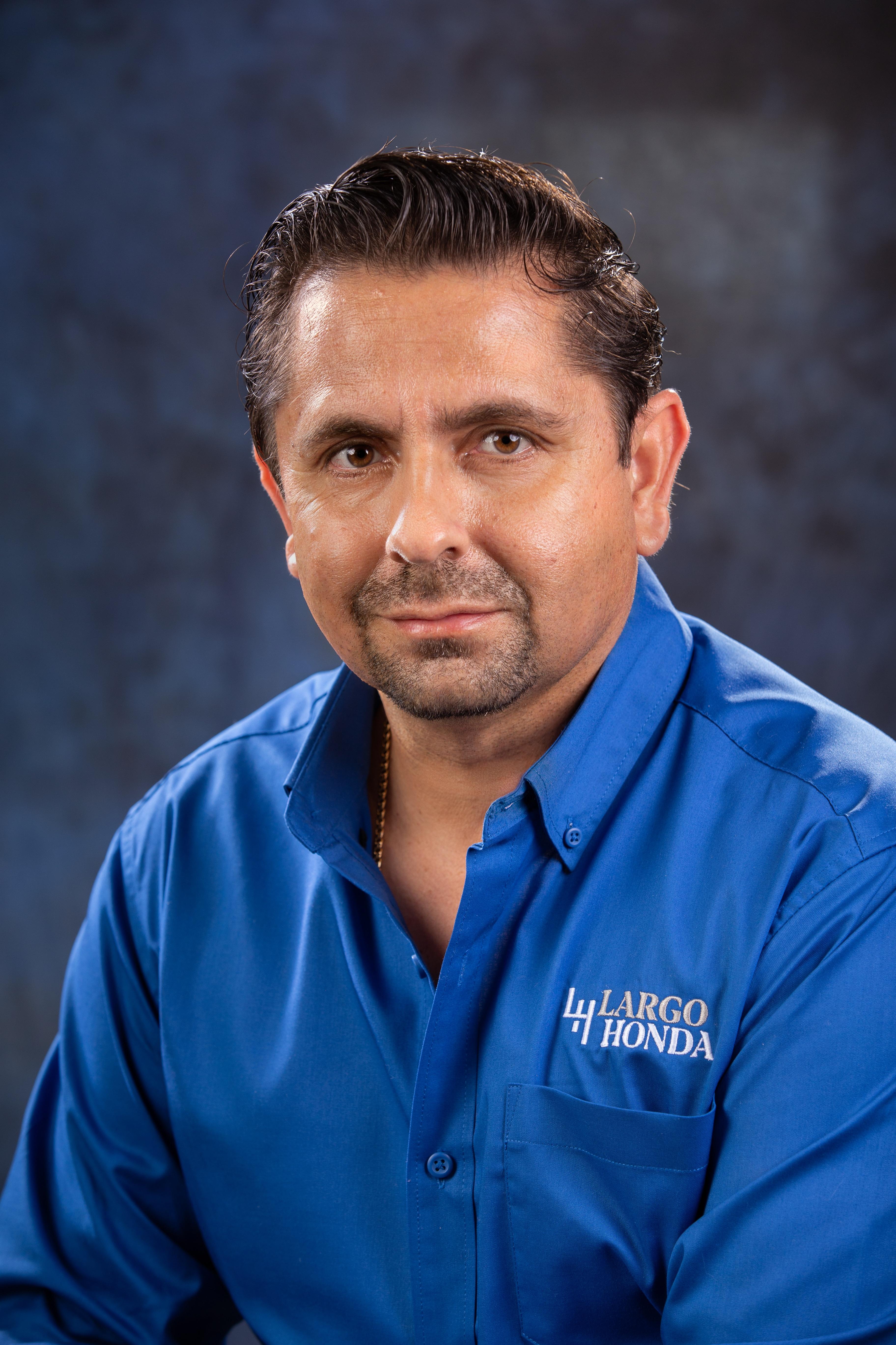 Antonio Ballesteros Bio Image