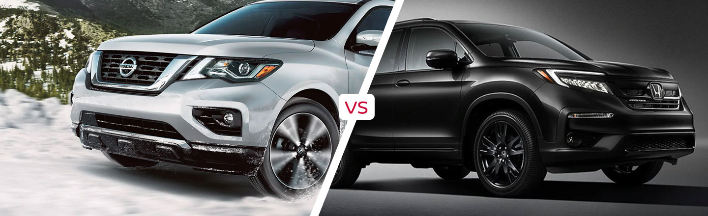 How The 2020 Nissan Pathfinder Compares To The 2020 Honda Pilot