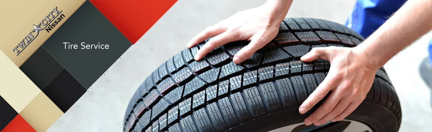 Nissan Tire Services - Repair, Rotation, And Alignment In Port Arthur, TX