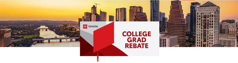 Toyota College Graduate Program In Covington, Louisiana