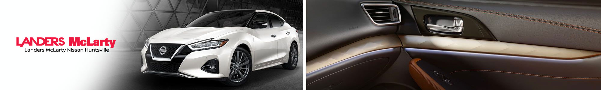 Research the 2019 Nissan Maxima at Landers McLarty Nissan in Huntsville AL