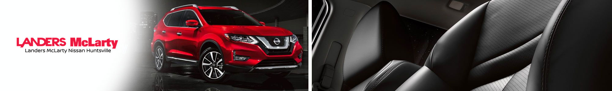 Research the 2019 Nissan Rogue at Landers McLarty Nissan in Huntsville AL