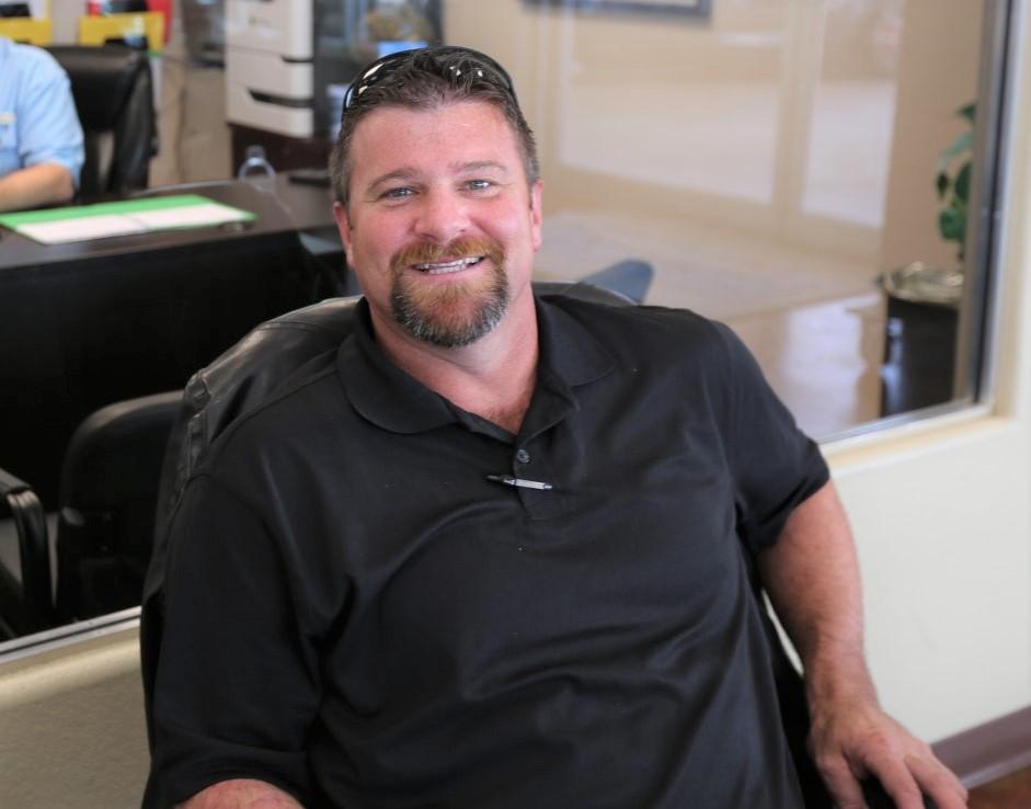 Brandon Hicks Bio Image