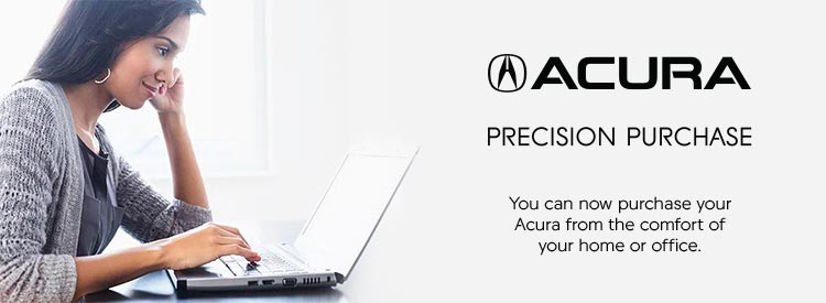 Acura Precision Purchase