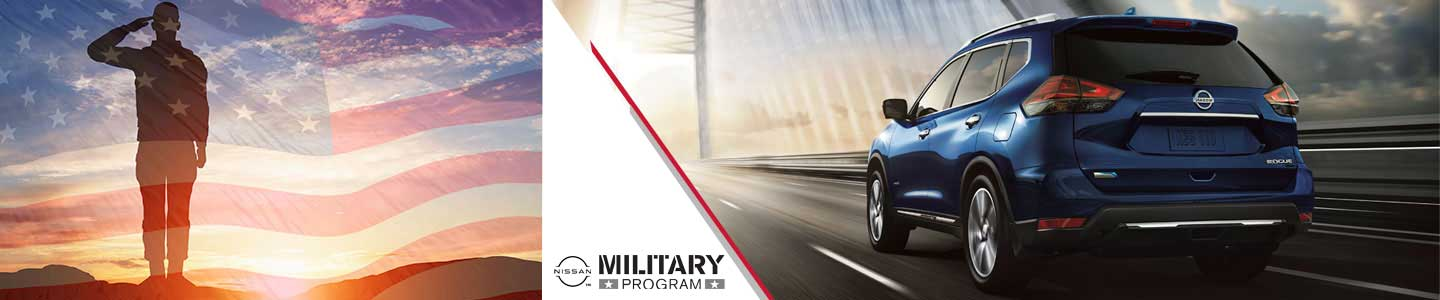 Nissan Military Program in Daphne, AL