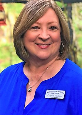 Cynthia Hudson Bio Image