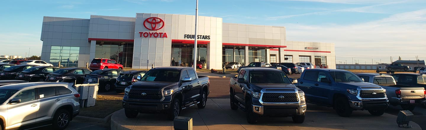 Toyota Dealership Serving Altus, Oklahoma, Drivers