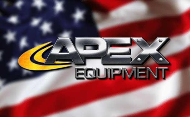 Apex Equipment Commercials