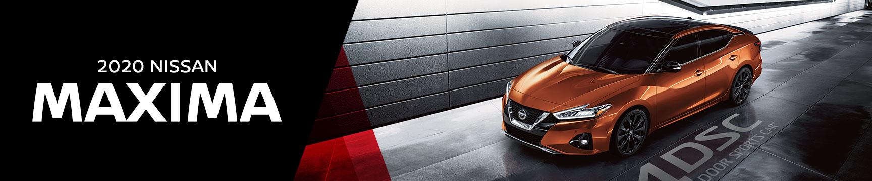 2020 Nissan Maxima Sedans in Buford, Georgia, near Atlanta