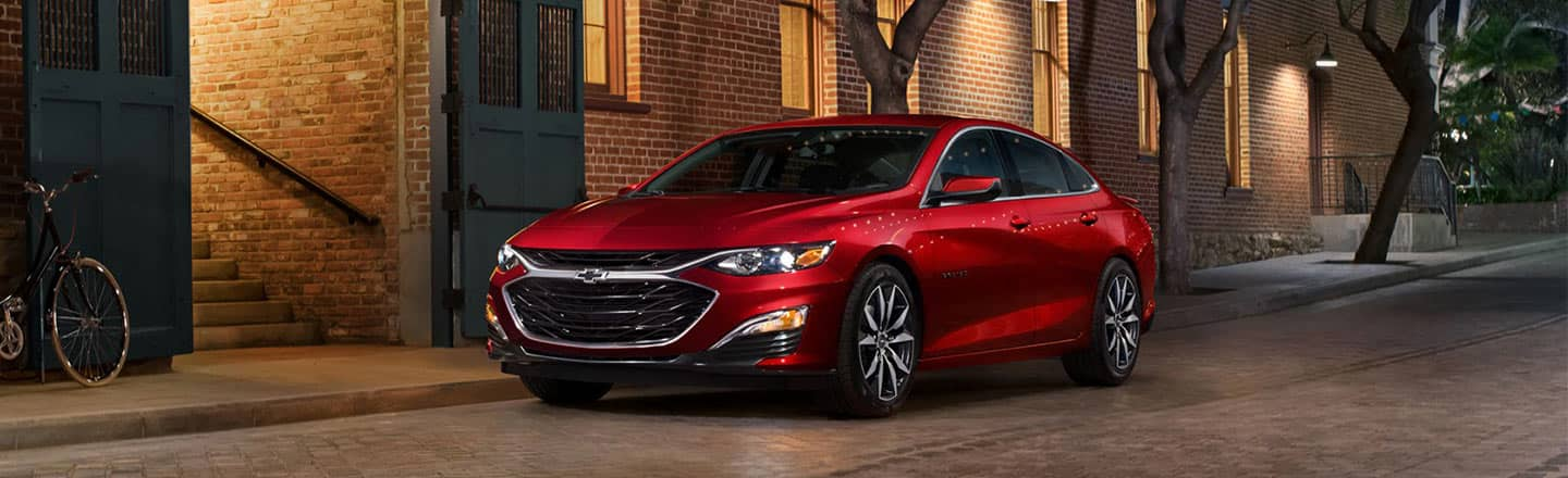 Serving Chalmette, 2020 Chevy Malibu
