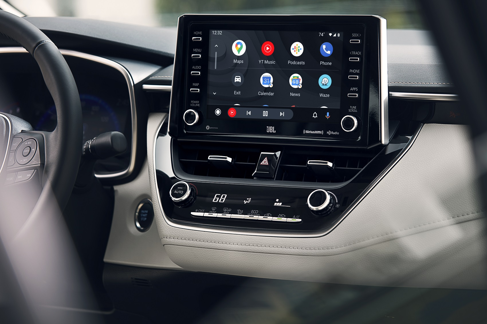 2021 Toyota Corolla with Android Auto™ Technology