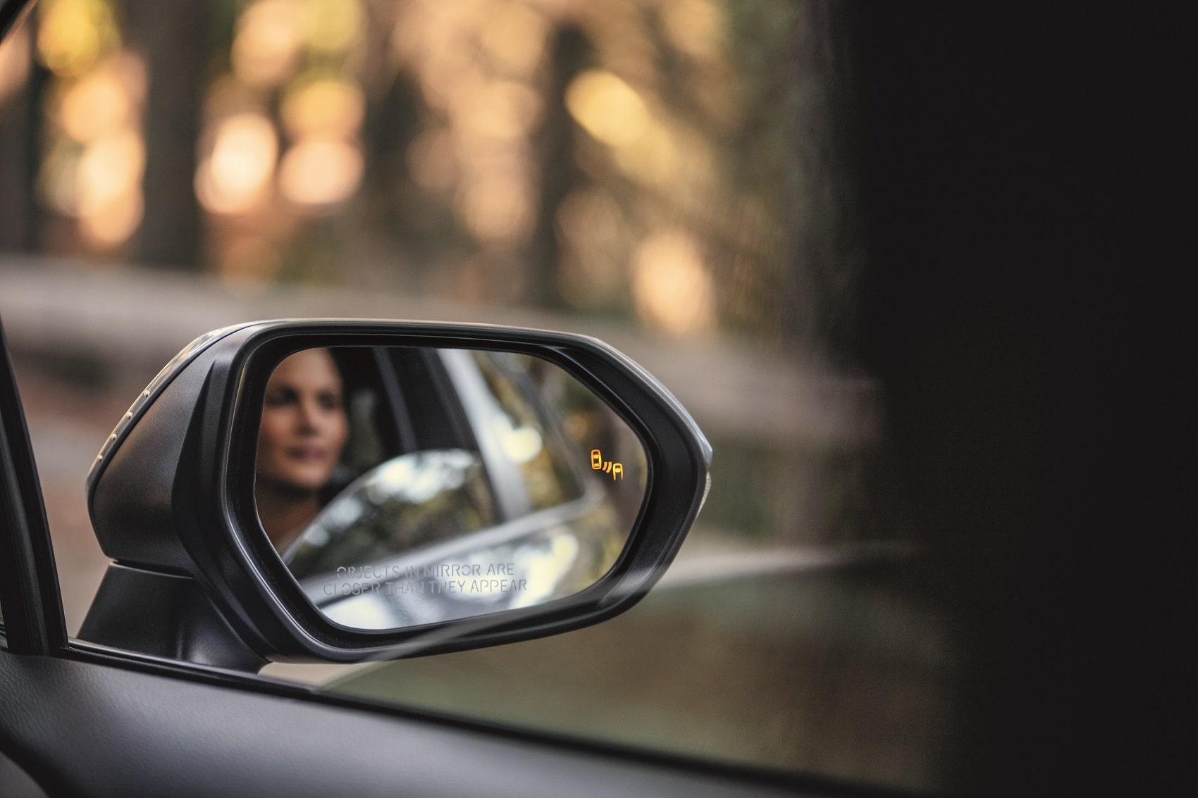 2021 Toyota Corolla Blind Spot Safety