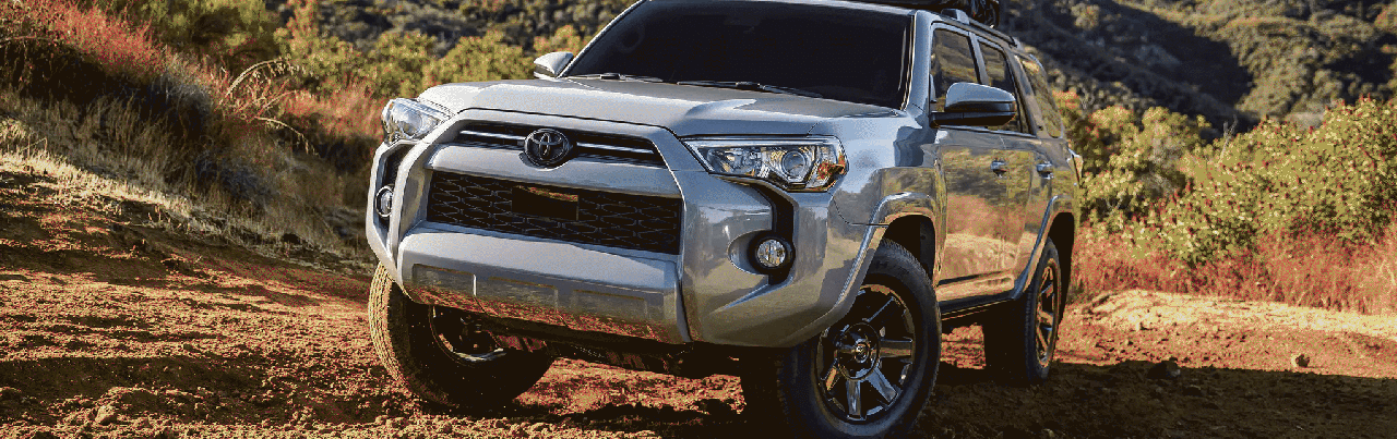 2021 Toyota 4Runner available at Toyota of New Orleans