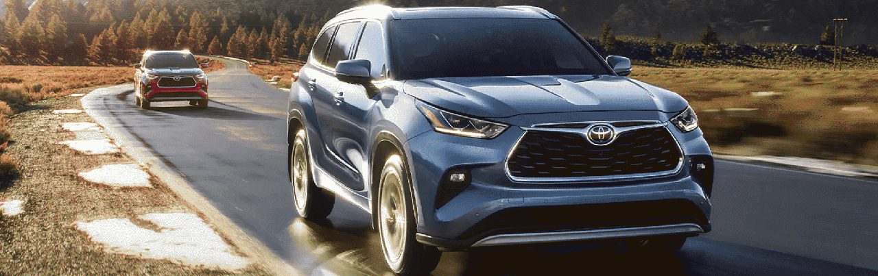 Thinking About a New 2021 Highlander? | Toyota of New Orleans