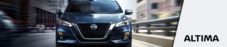 2020 Nissan Altima Blue