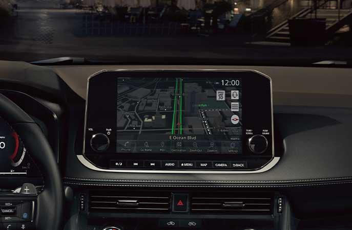 2021 Nissan Rogue GPS