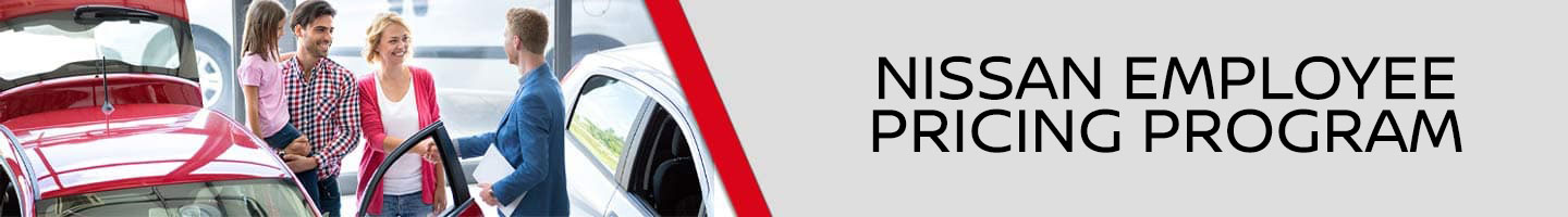 Nissan Vehicle Purchase Program