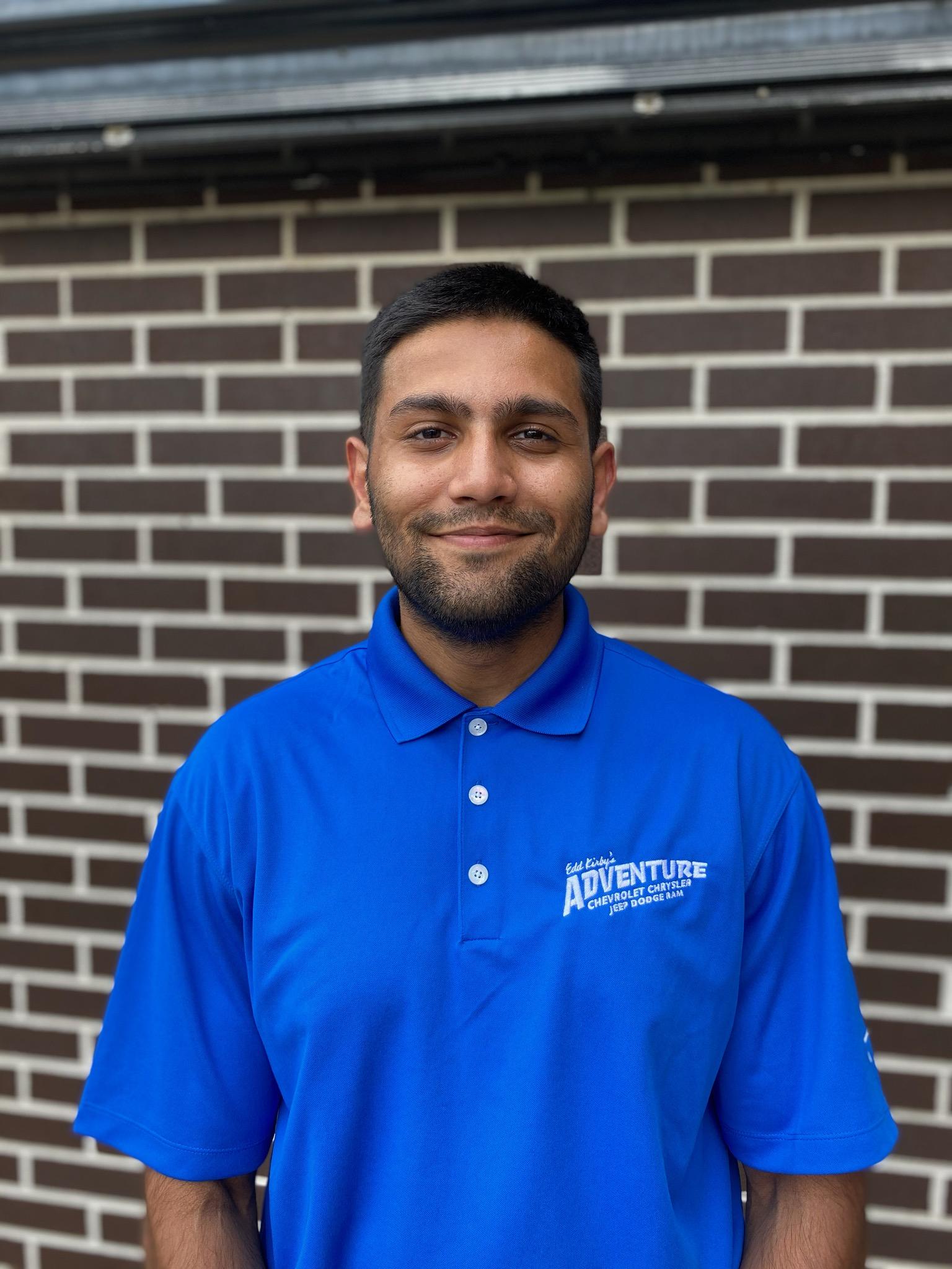 Sahil Chaudberry Bio Image