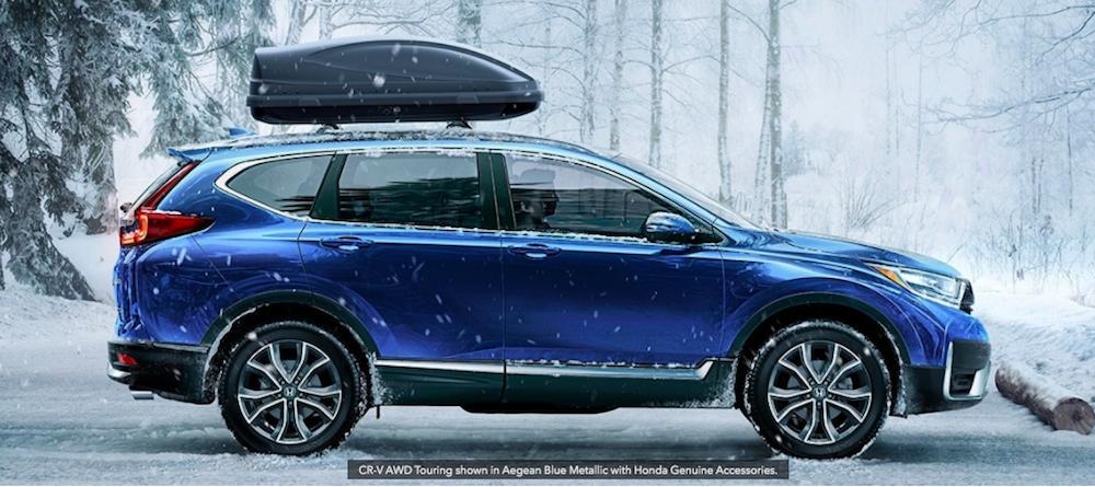 Is the Honda CR-V Good in Snow?