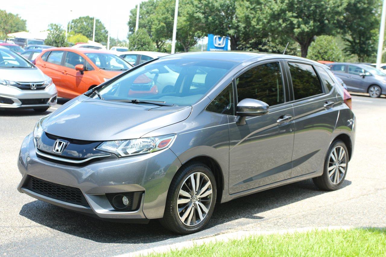 Certified 2017 Honda Fit EX FWD