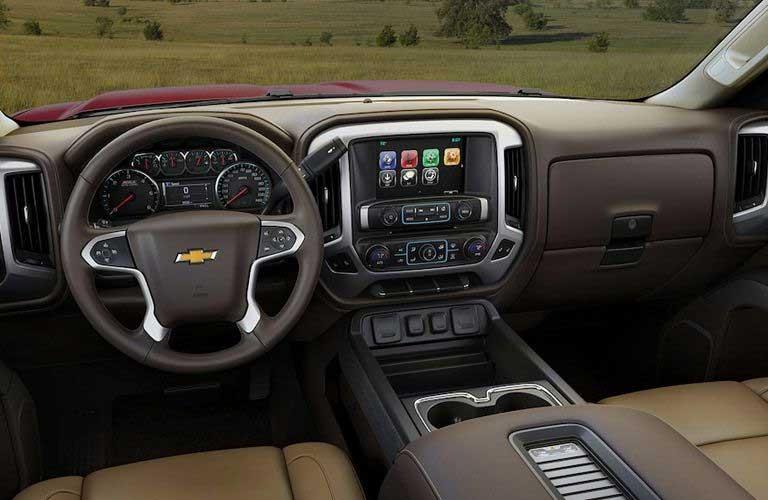 Chevy Silverado 1500 front passenger seats