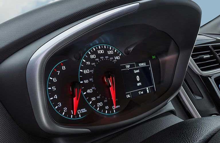 Chevrolet Sonic performance gauges