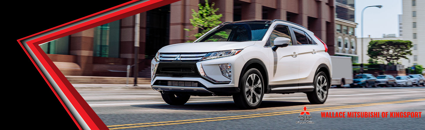 Wallace Mitsubishi of Kingsport is now serving Johnson City, Tennessee drivers