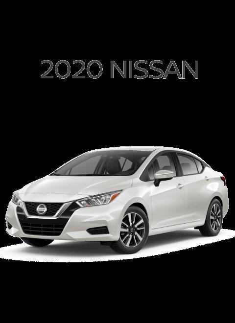 New Nissan Versa