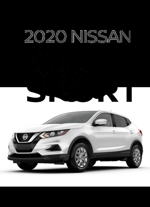 New Nissan Rogue Sport