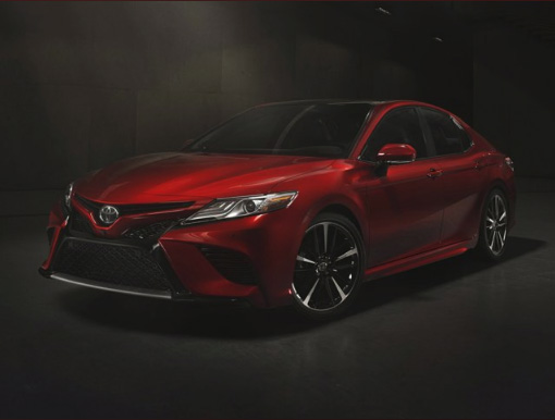 New 2020 Toyota Camry SE FWD