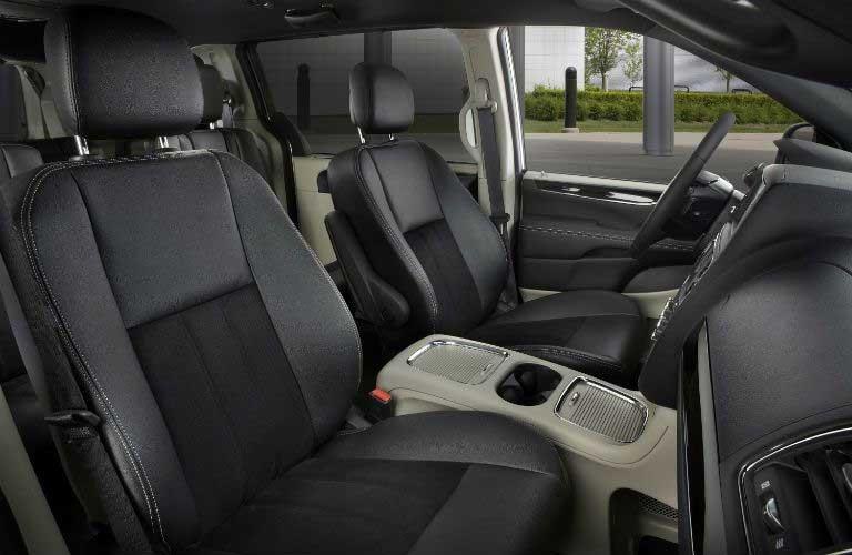 Dodge Grand Caravan front seats